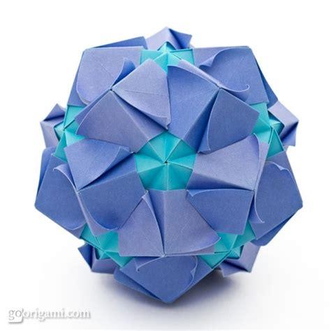 Origami Modules - sonobe variation by sinayskaya go origami