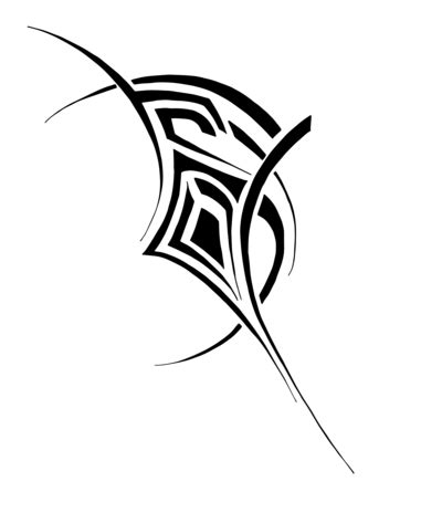 demarcation tattoo quebec tribal tattoos png clipart best