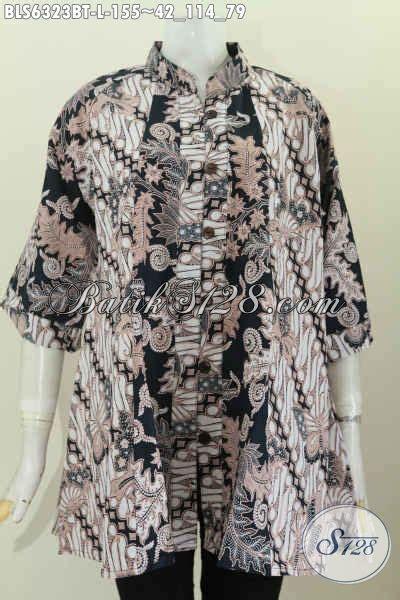 Baju Cewek Pakaian Atasan Wanita Blouse Kimono Mermaid Maroon Clo512 harga baju batik wanita modern the blouse