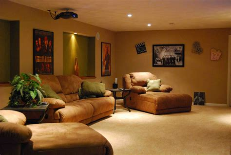 Theatre Room Decor Room Ideas To Make Your Home More Entertaining