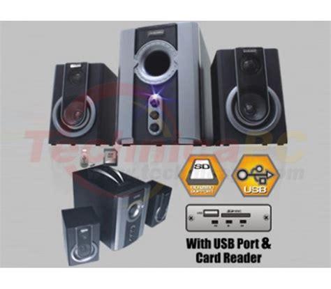 Speaker Simbadda Cst 1750 simbadda cst 1750n 40w rms sdcard usb 2 1 speaker