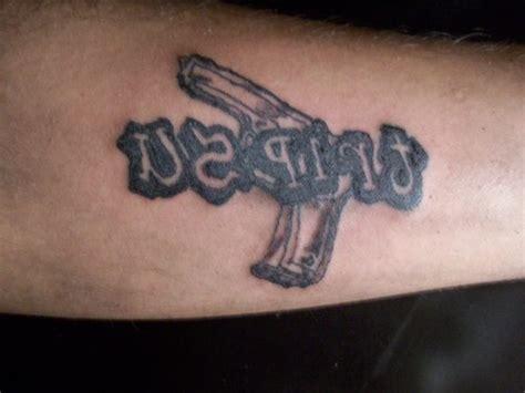 tattoo gun yourself gun tattoos
