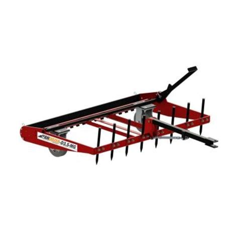 Harrow Blinds Handozer 42 In Dirt And Gravel Drag For Lawn Mower D3 5