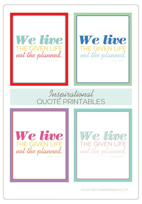 quoted printable html email word of the year printable quote