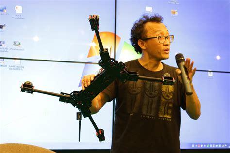 irendra radjawali pembuat drone murah asal malang dengan
