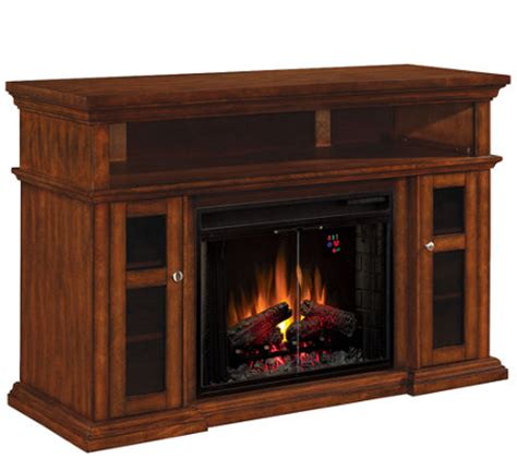 pasadena home theater electric fireplace w