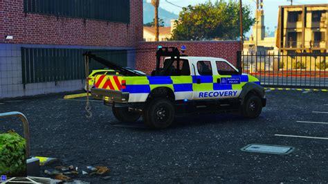 police truck metropolitan police tow truck gta5 mods com