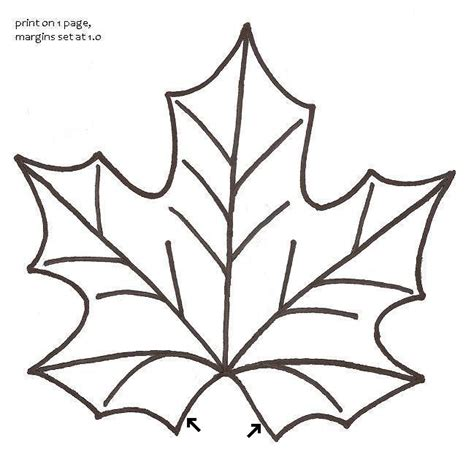 maple leaf printable template maple leaf mug rugs pictorial tutorial pattern