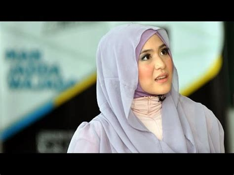 tutorial berhijab ala april jasmine tutorial hijab april jasmine youtube