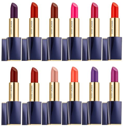 Estee Lauder Lipstick top 10 best most popular lipsticks brands of all time