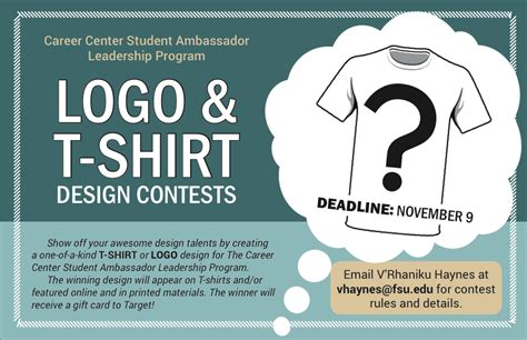 logo design contest guidelines t shirt design contest flyer yourweek 6f737eeca25e