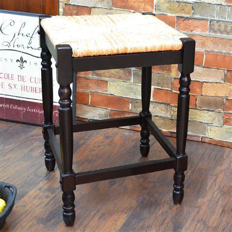 Antique Black Bar Stools by Carolina Cottage Hawthorne 23 75 In Antique Black Bar