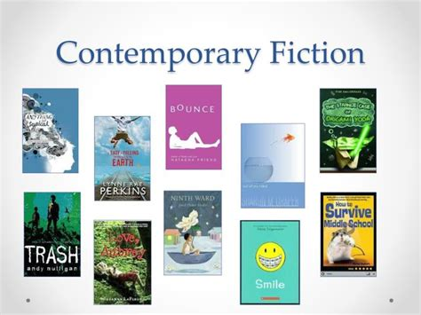 contemporary fiction ppt get the vote powerpoint presentation id 4803558
