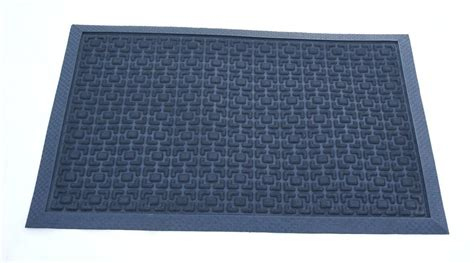 Large Entrance Door Mats Rubber Backed Anti Slip Hardwearing Large Entrance Scraper
