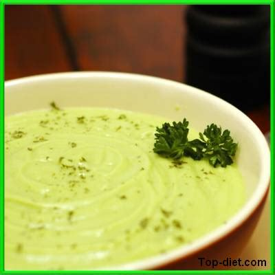 Avocado Cucumber Detox Soup by Candida Soup Recipes With Detox And Cleanse Effects