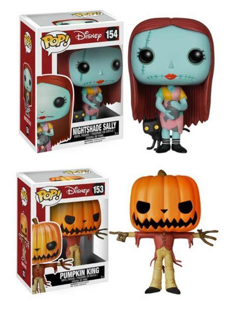 Funko Pop Disney Nightmare Before Pumpkin King funko pop disney the nightmare before nightshade sally pop wishlist