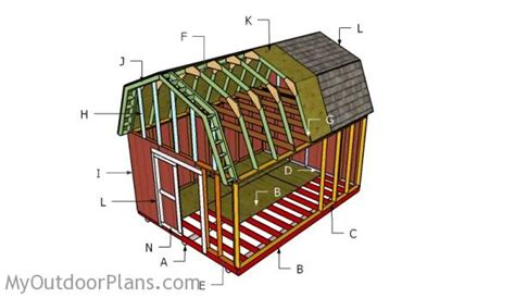 build double shed doors myoutdoorplans