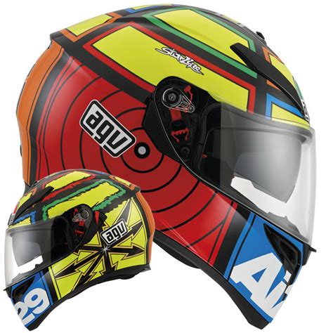 Helm Agv Ianonne andrea iannone agv k3 sv replica helmet replica race helmets