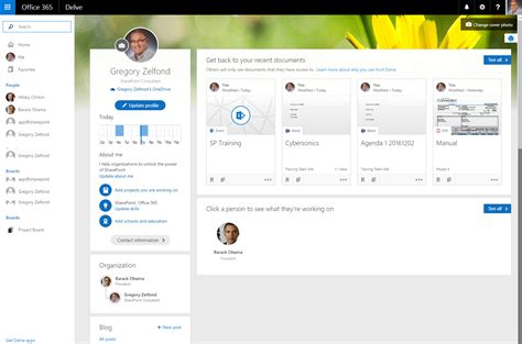 Office 365 Delve 5 Reasons To The New Office 365 Delve Sharepoint Maven