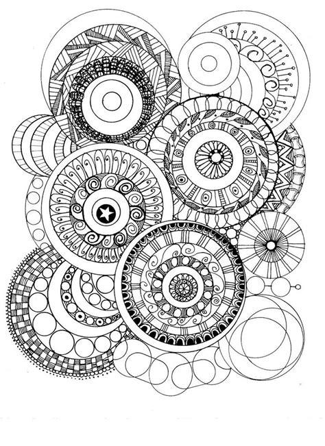 zentangle pattern circle zentangle circle study jpg 960 215 1321 i wish i could