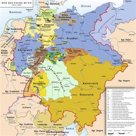 map german states images