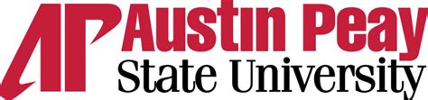 Apsu Search File Peay State Wordmark Png Wikimedia Commons