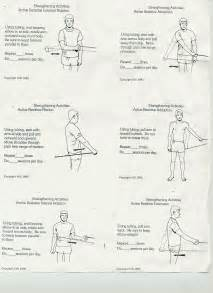 Rotator cuff exercises rotator cuff stuff that helped