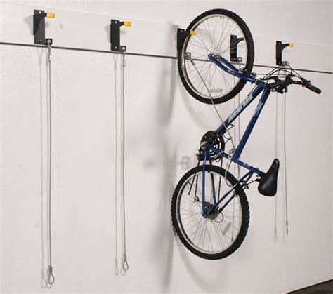Garage Bike Storage Garage Storage Hooks To Neatness The Garage Home Interiors