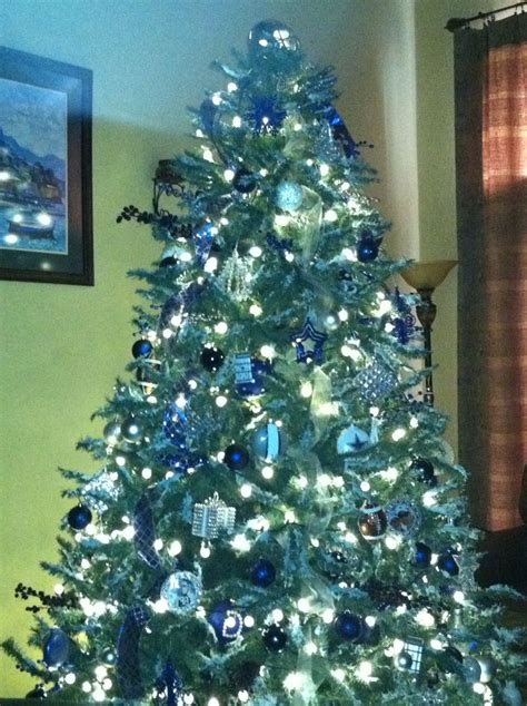 our 2013 dallas cowboy christmas tree dallas cowboys