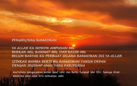 kata kata mutiara akhir ramadhan doa  kalimat bijak