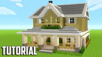 How To Build A Cottage House minecraft how to build a suburban house minecraft