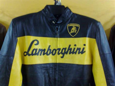 Tonino Lamborghini Jacket Lamborghini Leather Jacket