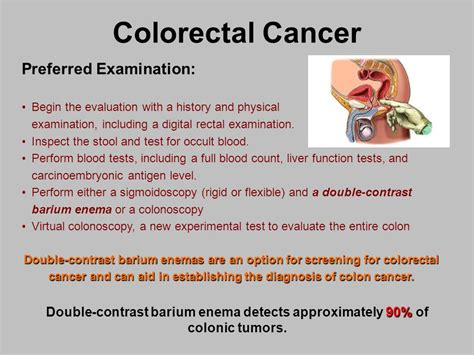 Positive Stool Test Colon Cancer by Colorectal Cancer Ppt