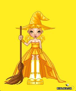 yellow witch yellow witch by lolohe on deviantart