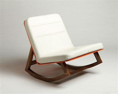 Modern Rocking Chair For Nursery Best 25 Orange Chairs Ideas On Wire Chair Chair And Farmhouse Chaise