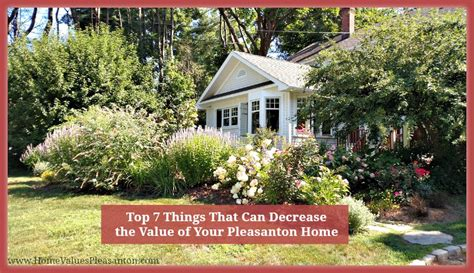 top 7 things that can decrease the value of your