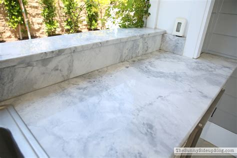 granite that looks like marble outdoor entertaining area the side up