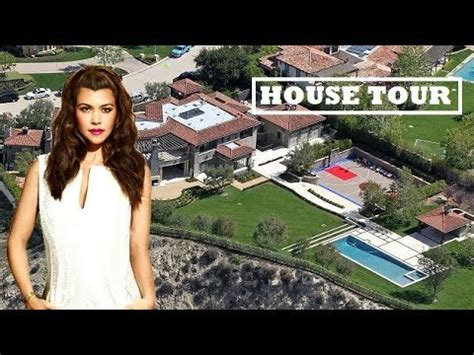 kourtney kardashian house kourtney kardashian s house tour 2017 youtube