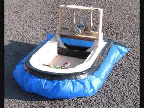 diy hover craft rc hovercraft 3rd