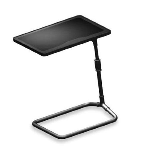 amazonsmile swivel bed tray table with adjustable leg heights quot by tailer as seen on tv