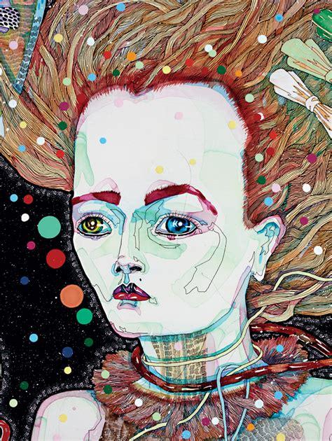 Del Kathryn Barton Artwork by Arndt Del Kathryn Barton