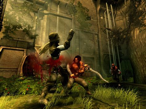 prince  persia warrior  gcn gamecube game