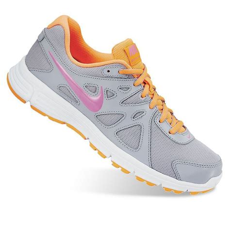 new nike athletic shoes new womens nike revolution 2 athletic running shoes 5 6