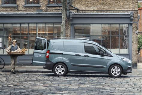 ford transit small ford transit connect and transit courier 2018 facelift