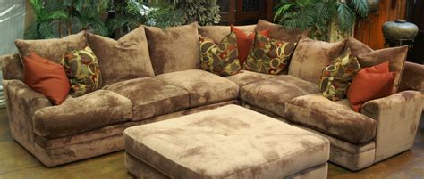 deep couch sectional deep seated sectional sofa smalltowndjs com
