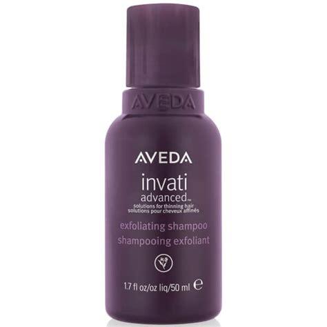 Aveda Detox Shoo by Aveda Invati Advanced Exfoliating Shoo 50ml Free