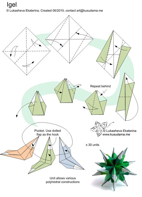 Difficult Origami Diagrams - origami origami folding origami flower