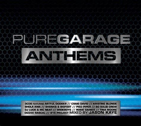 Uk Garage Songs by Garage Anthems Various Album Product Reviews