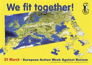 map of america and europe together 15 23 march european wide week against racism