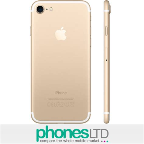 Iphone 7 32gb Gold smart with apple iphone 7 32gb gold deals phones ltd